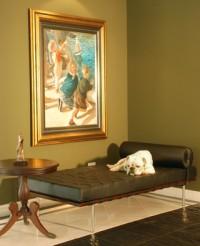 Na casa da designer, os pets fazem parte da decoração (foto: Alessandra Okazaki)