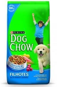 Ração para filhotes Purina DogChow